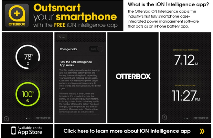 iON Intelligencer App