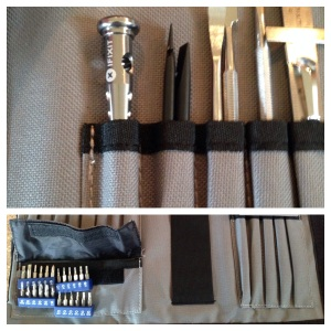 iFixit kit customized