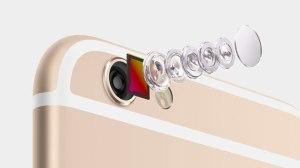 iPhone 6 Camera Specs